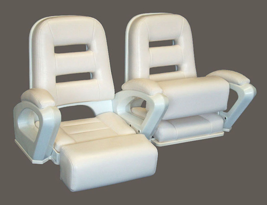 the bahamas double wide boat seat & Tracy International - The Bahamas Double Wide Boat Seat
